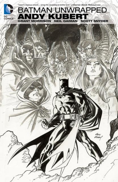 Batman Unwrapped by Andy Kubert