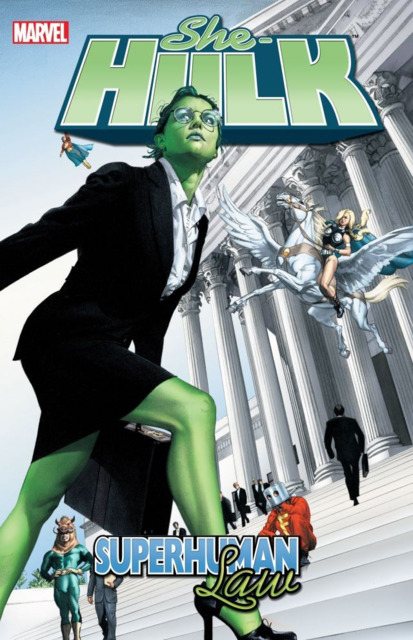 She-Hulk: Superhuman Law