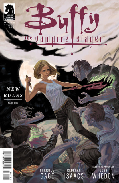 Buffy the Vampire Slayer Season 10