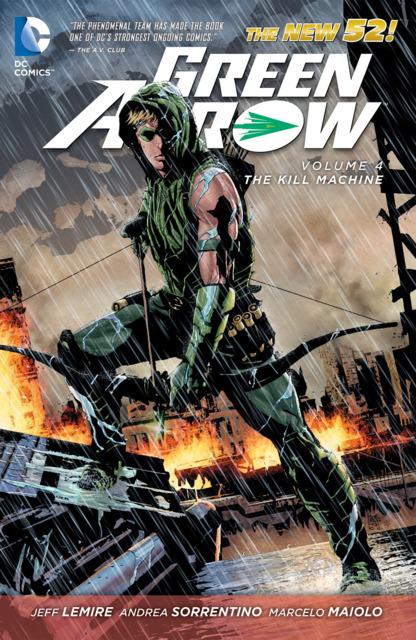 Green Arrow: The Kill Machine