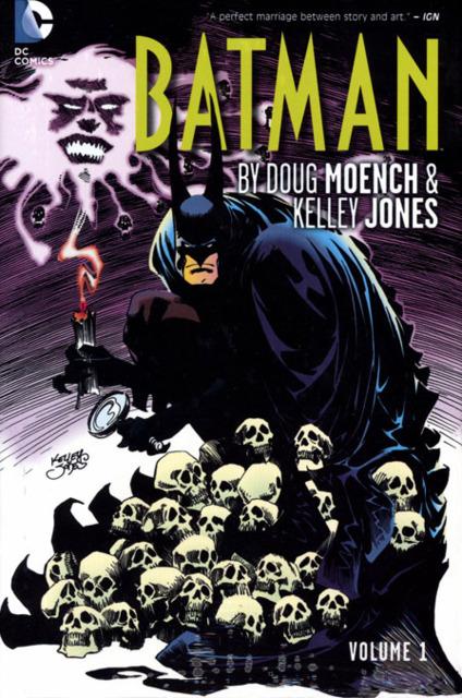 Batman By Doug Moench & Kelley Jones