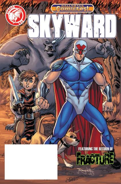 Skyward: Halloween ComicFest