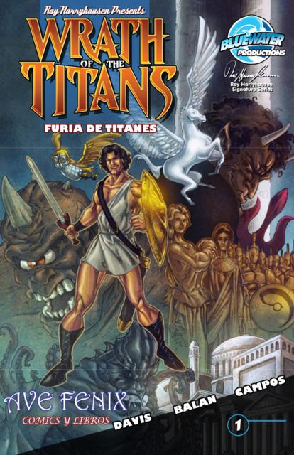 Wrath of the Titans: Furia de Titanes