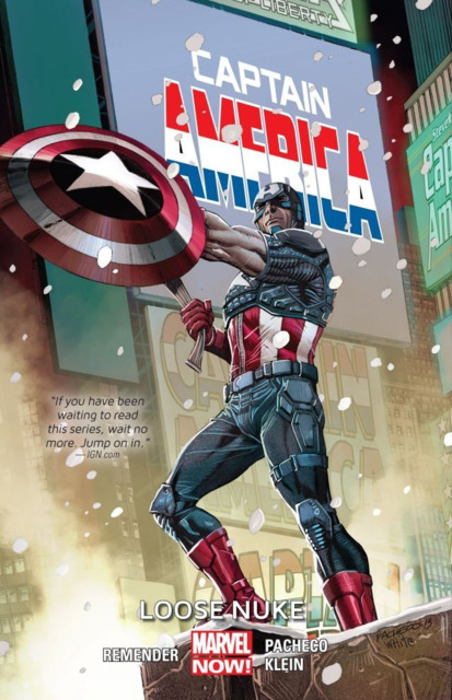 Captain America: Loose Nuke
