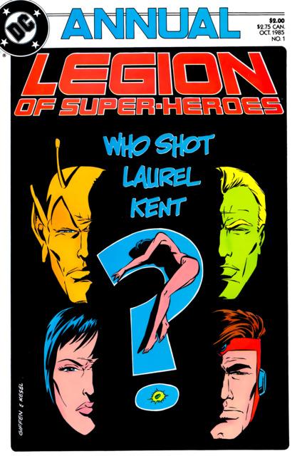 Legion of Super-Heroes Annual