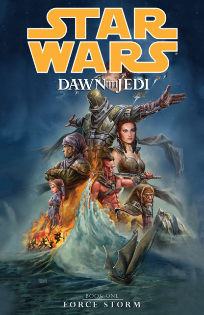 Star Wars: Dawn Of The Jedi - Force Storm