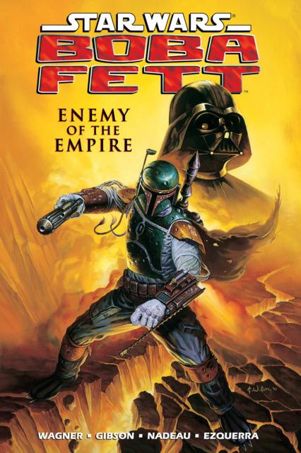 Star Wars: Boba Fett - Enemy of the Empire