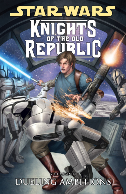 Star Wars: Knights of the Old Republic: Dueling Ambitions