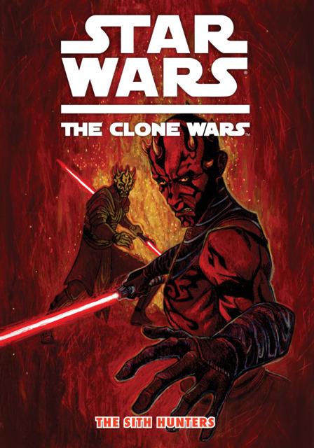 Star Wars: The Clone Wars - The Sith Hunters