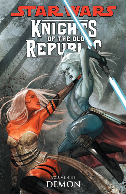 Star Wars: Knights of the Old Republic: Demon
