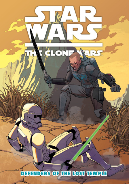 Star Wars: The Clone Wars - Defenders of the Lost Temple