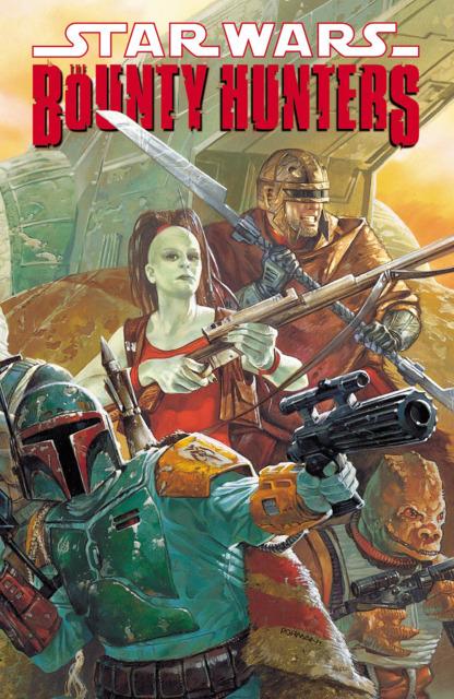 Star Wars: The Bounty Hunters