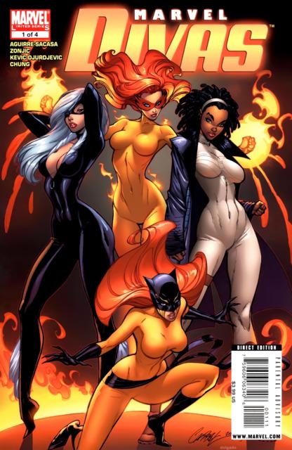 Marvel Divas