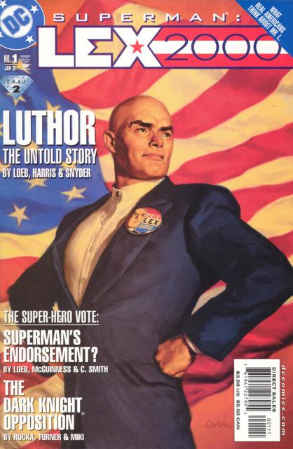 Superman: Lex 2000
