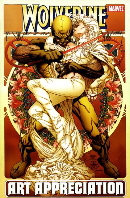 Wolverine Art Appreciation