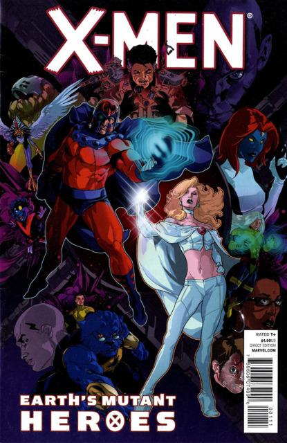 X-Men: Earth's Mutant Heroes