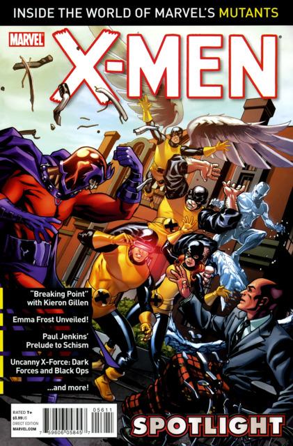 X-Men: Spotlight