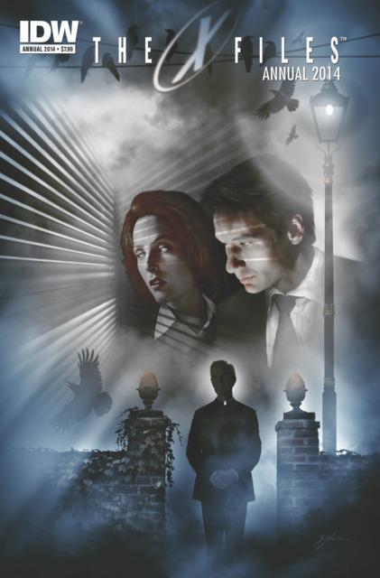 X-Files Annual 2014