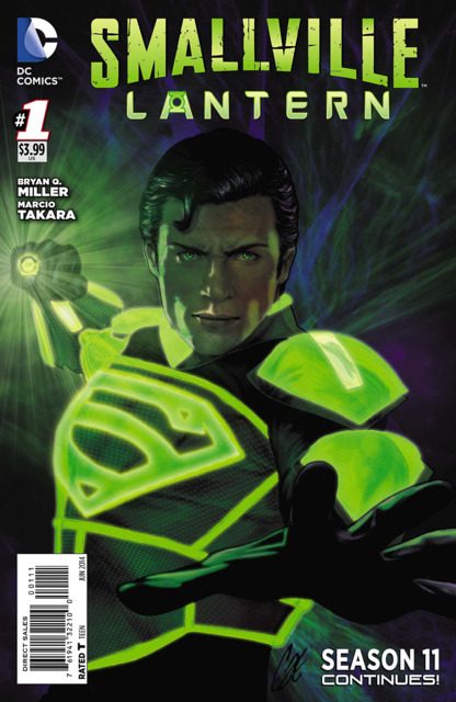 Smallville: Lantern