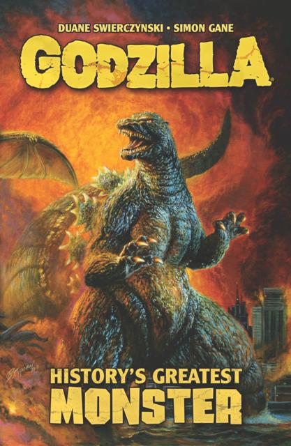 Godzilla: History's Greatest Monster