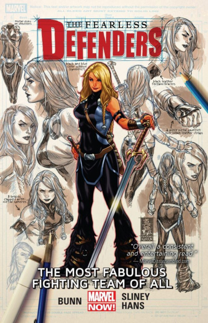 Fearless Defenders: The Most Fabulous Fighting Team of All