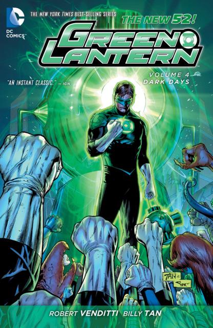 Green Lantern: Dark Days