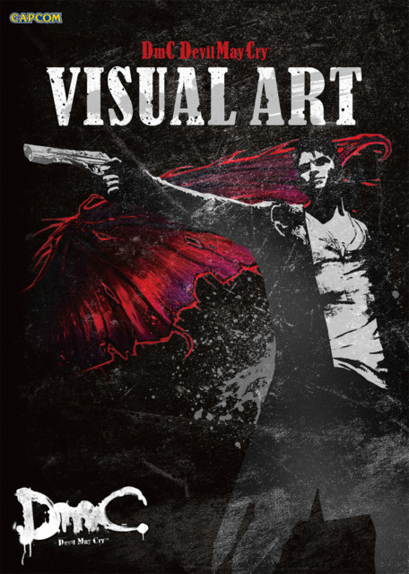 DMC: Devil May Cry Visual Art
