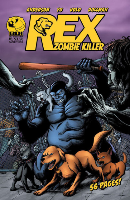 Rex: Zombie Killer