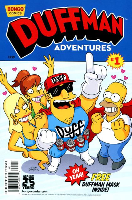 Duffman Adventures