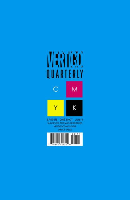 Vertigo Quarterly CMYK