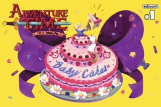 Adventure Time: 2014 Annual