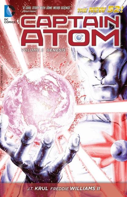 Captain Atom: Genesis