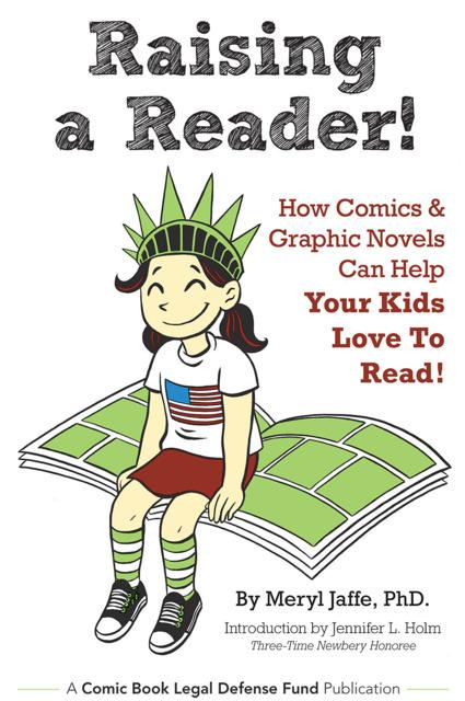 CBLDF Presents Raising A Reader!