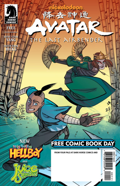 Free Comic Book Day 2014: All Ages