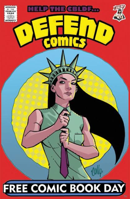 Defend Comics