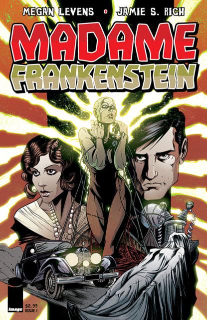 Madame Frankenstein
