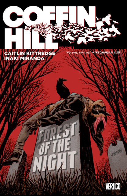 Coffin Hill: Forest of the Night