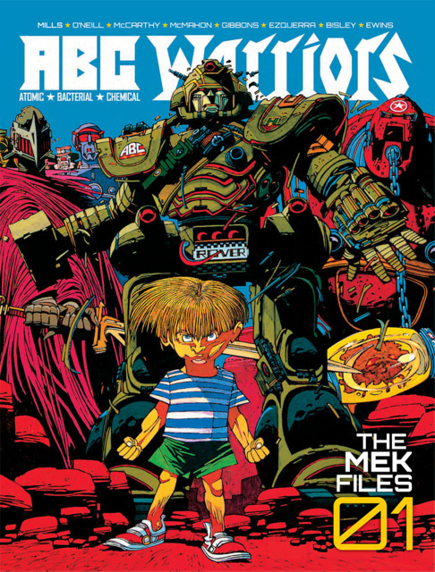 A.B.C. Warriors: The Mek-Files
