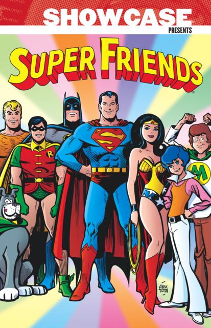 Showcase Presents: Super Friends