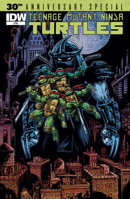 Teenage Mutant Ninja Turtles 30th Anniversary Special
