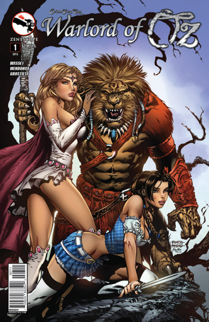 Grimm Fairy Tales presents Warlord of Oz
