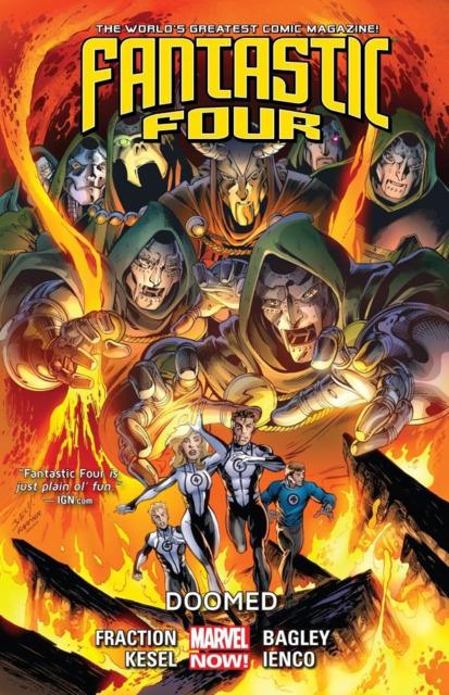Fantastic Four: Doomed