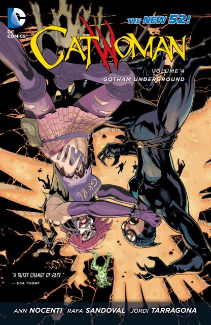 Catwoman: Gotham Underground