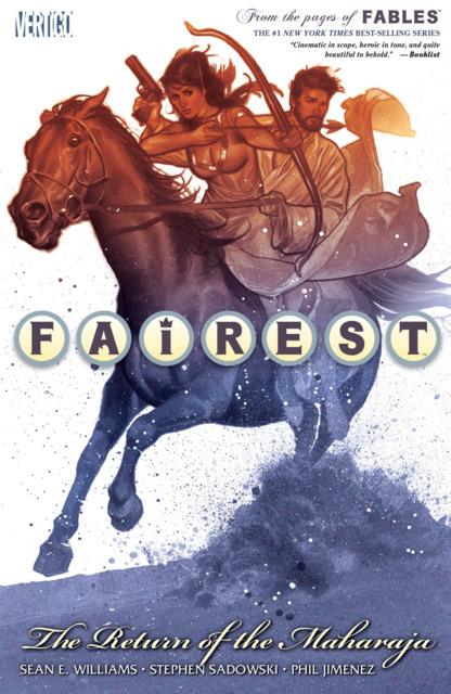 Fairest: The Return of the Maharaja