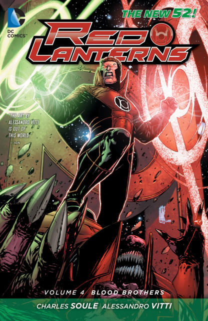 Red Lanterns: Blood Brothers