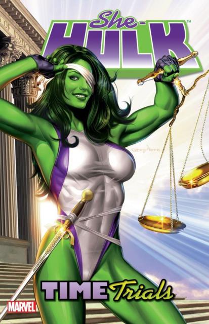 She-Hulk: Time Trials
