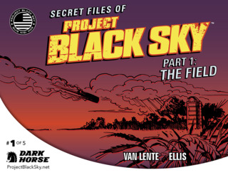 Secret Files of Project Black Sky
