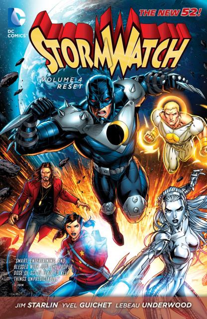 Stormwatch: Reset
