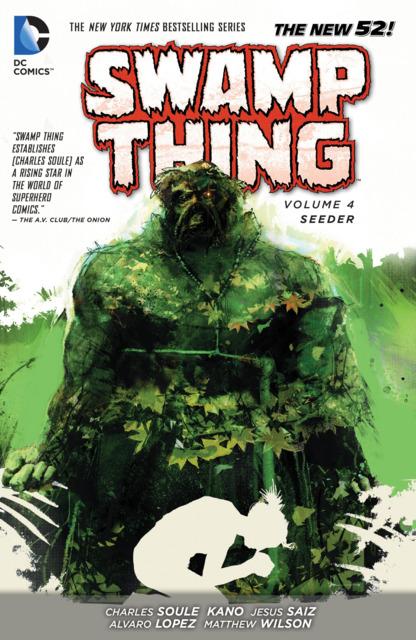 Swamp Thing: Seeder