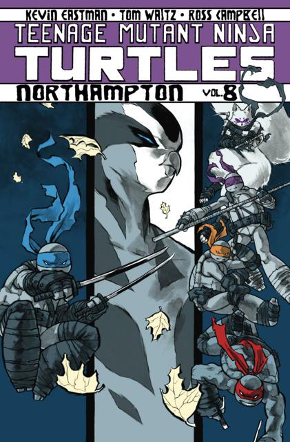 Teenage Mutant Ninja Turtles: Northampton